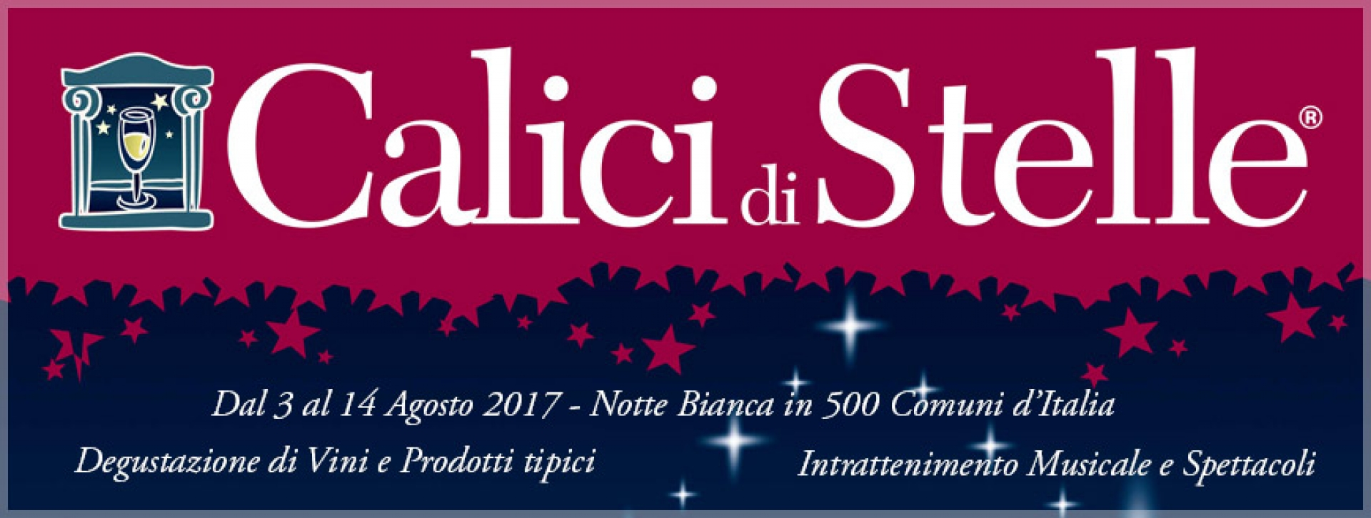 CALICI DI STELLE PER 1.000.000 DI WINE LOVERS
